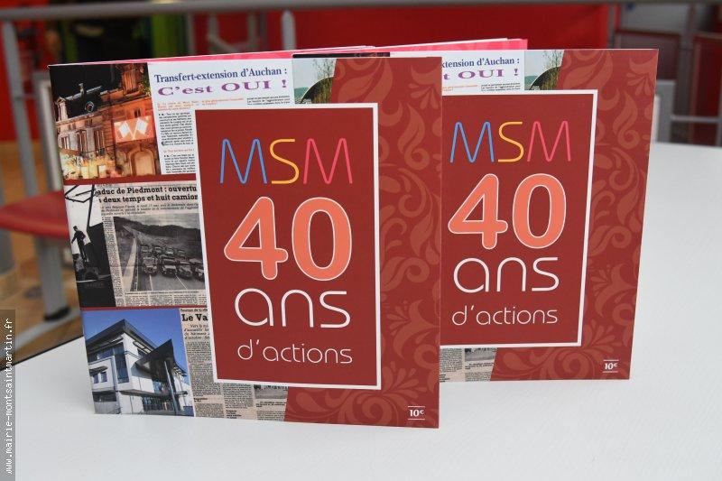 Un livret qui fera date pour Mont-Saint-Martin !