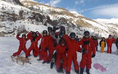 Classes de neige, un séjour de découvertes
