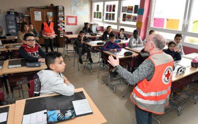 Initiation aux Premiers Secours pour les élèves de CM2