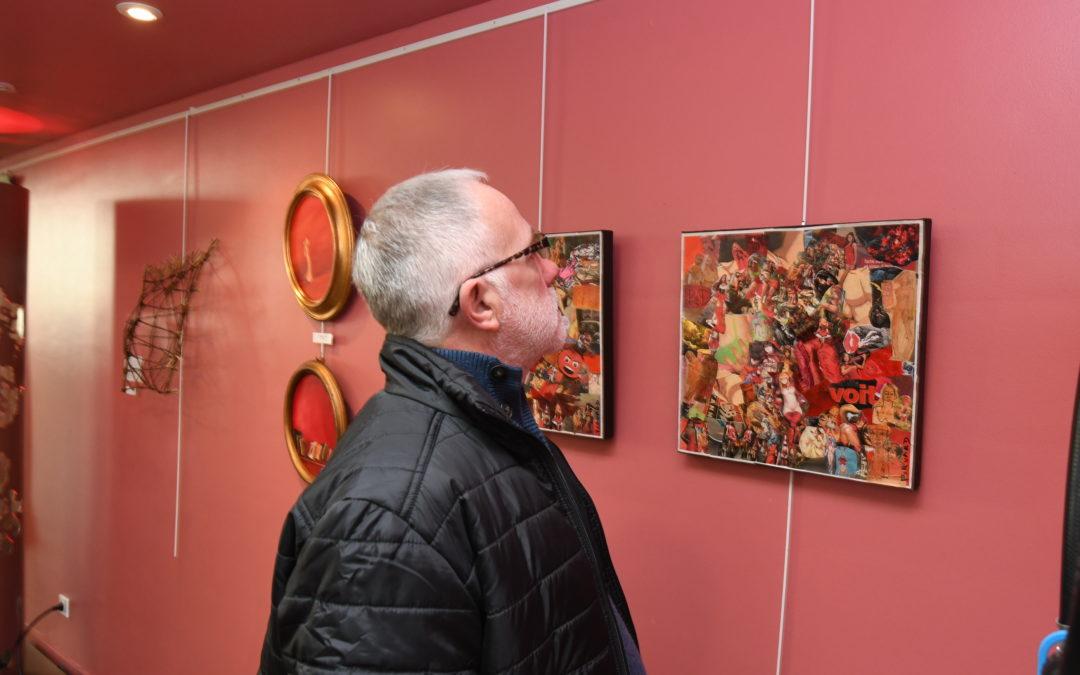 Une exposition tout en « Rouge »