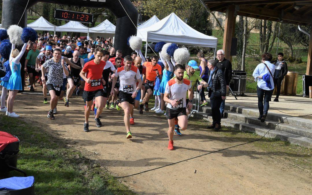 De bons chronos pour le 3ème trail Daniel Feite