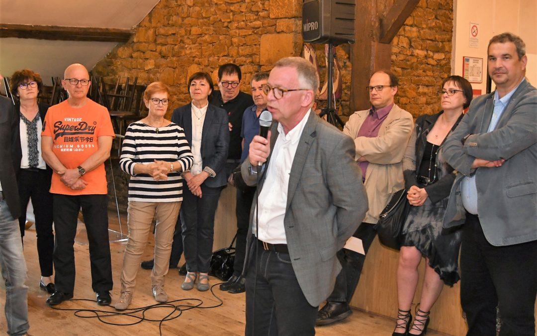 Réception des nouveaux habitants de Mont-Saint-Martin