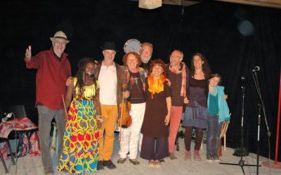 « Paroles du monde » au festival de Contes en Chaises Longues