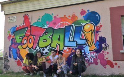« Mini Coupe du Monde de Football » dans les quartiers de Mont-Saint-Martin»