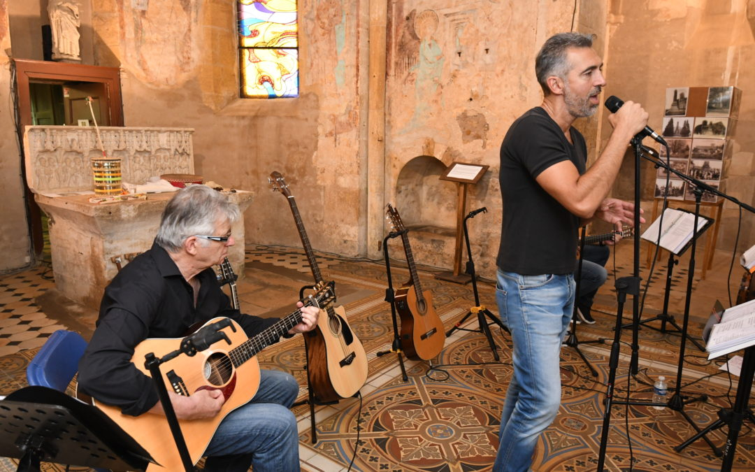 « Chjam'è rispondi », un concert méditerranéen