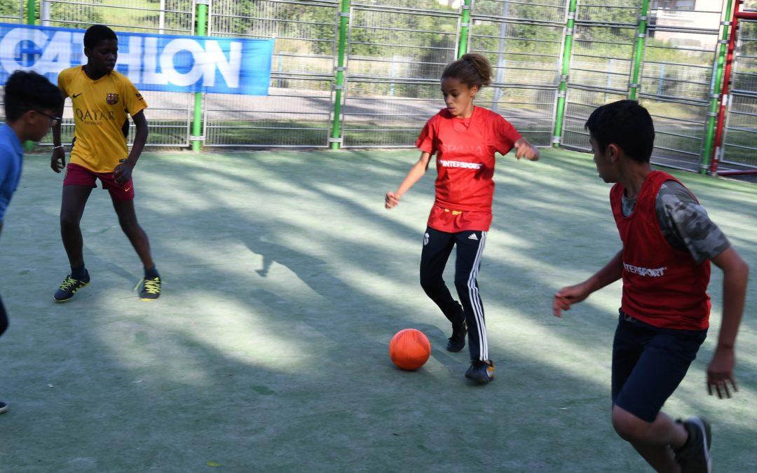 « Mini Coupe du Monde de Football »