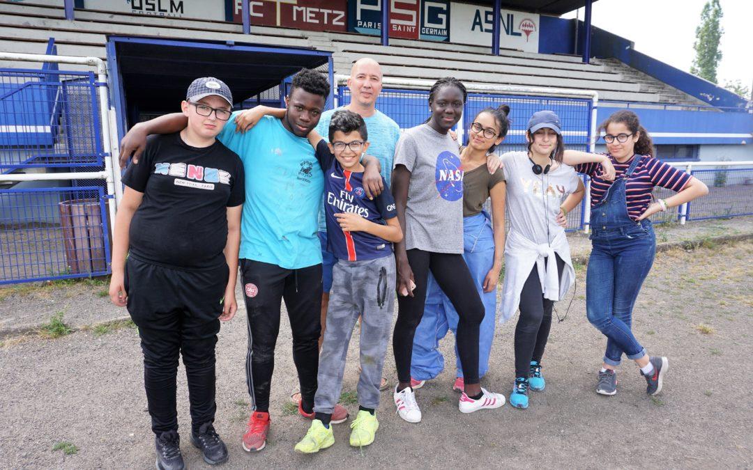 Des ateliers pour les jeunes
