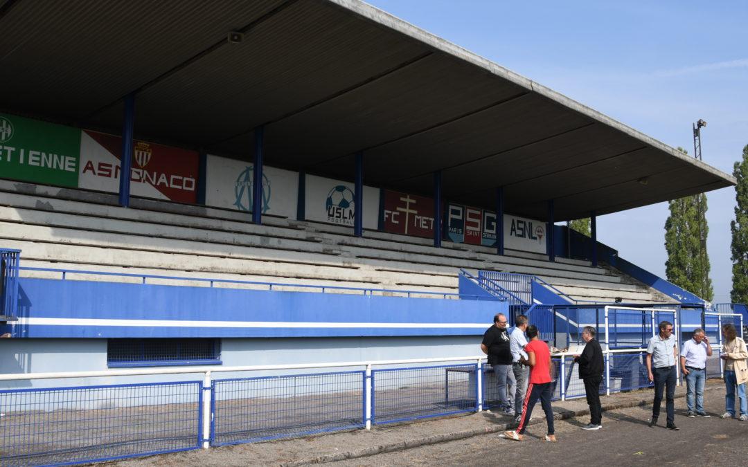 Nouveau lifting pour le Stade Municipal