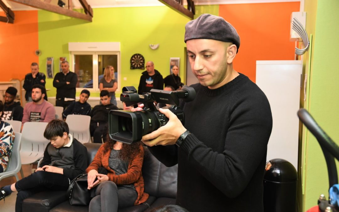 AMALGAME en représentation à l'espace Mohamed Rachek