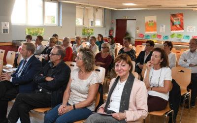 Octobre Rose : une conférence sur l'alimentation