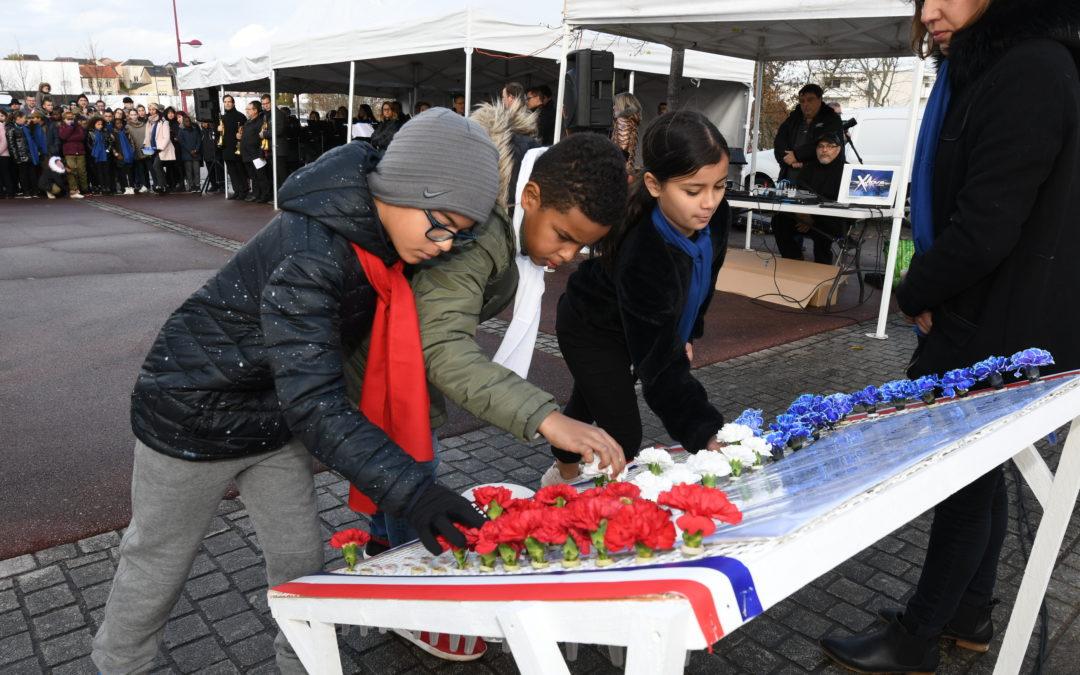 100 ans, l'armistice célébré avec éclat