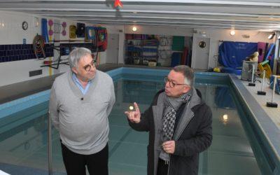 500 élèves privés de piscine !