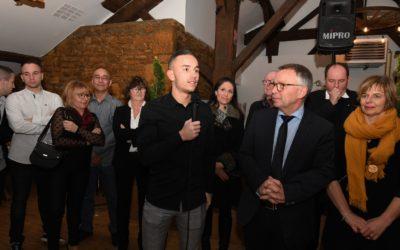 Steven Da Costa proposé Ambassadeur du sport pour Mont-Saint-Martin
