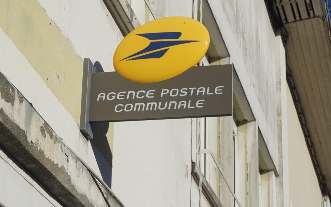 Ouverture de l'annexe postale