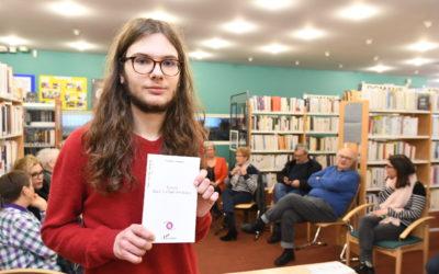 Simon-Gabriel Bonnot à la « Nuit de la poésie »
