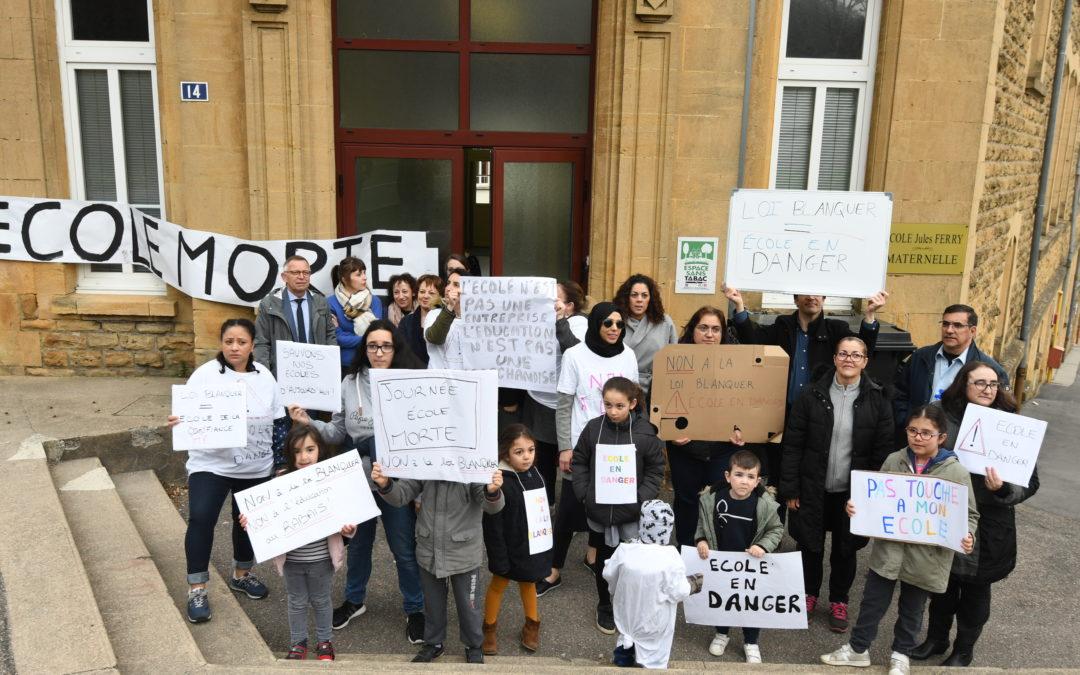 Belle réussite pour l'opération « Ecoles Mortes » à Mont-Saint-Martin