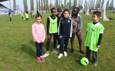 Journée-Foot pour les élèves
