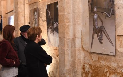 Hommage à Amilcar Zannoni à l'Eglise Romane