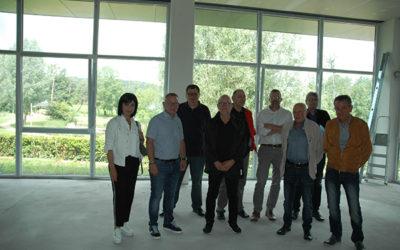 Une nouvelle salle polyvalente ouverte en septembre