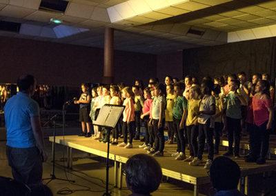 Chorale de l'Ecole Jules Ferry