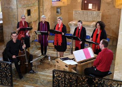 Résonances à l'Eglise Romane
