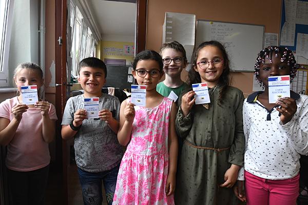 Elections du Conseil Municipal des Enfants 2019