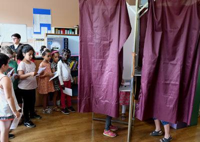 Elections à M. Loizillon