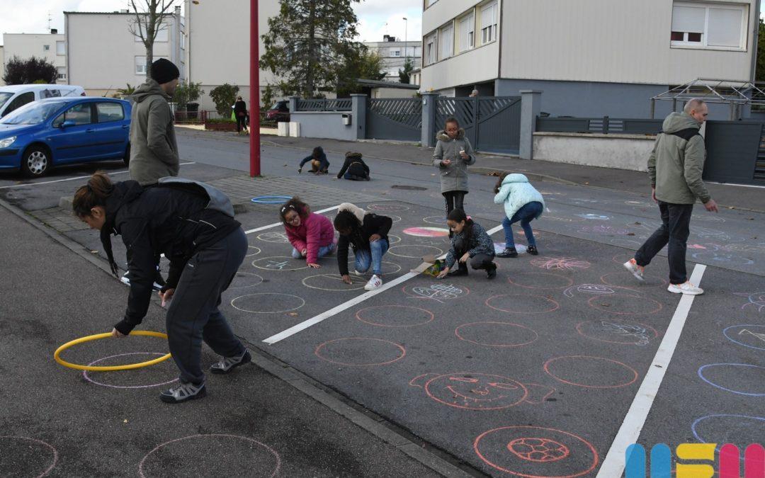 Allons enfants… à la rue de Marseille