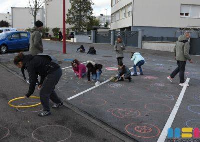 Allons enfants... à la rue de Marseille