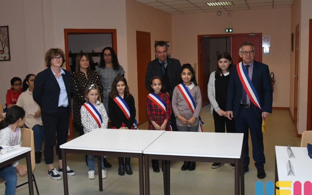 Election du Conseil Municipal des Enfants