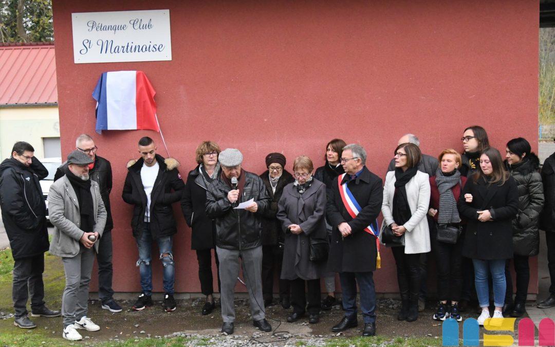 Yvon Ferrari à Mont-Saint-Martin pour toujours