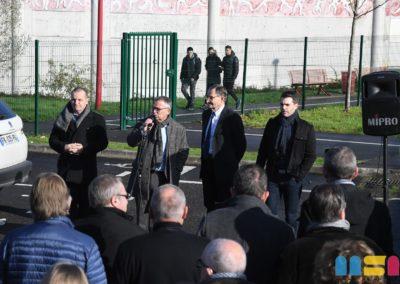 Frédéric Carre, Serge De Carli, Jean-Marie Othelet, Nicolas Litaize