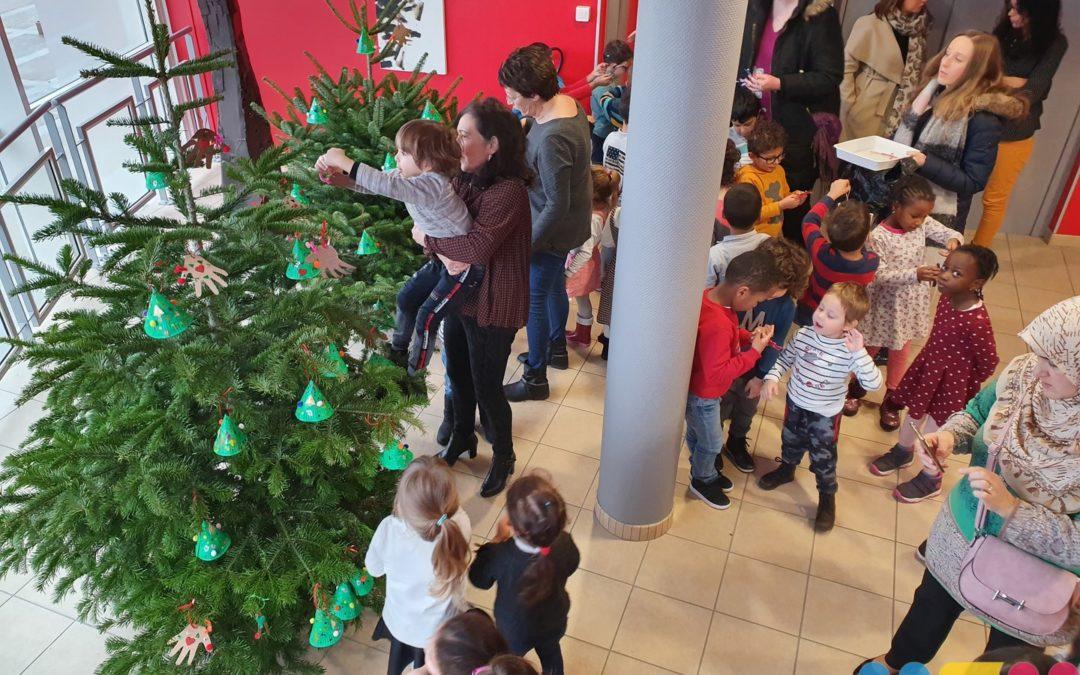 Noël se prépare à Mont-Saint-Martin
