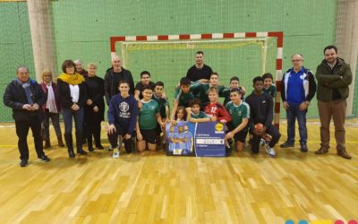 Lidl partenaire de l'USL Mont-Saint-Martin Handball