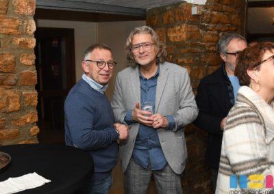 Serge De Carli et Vincent Flavion