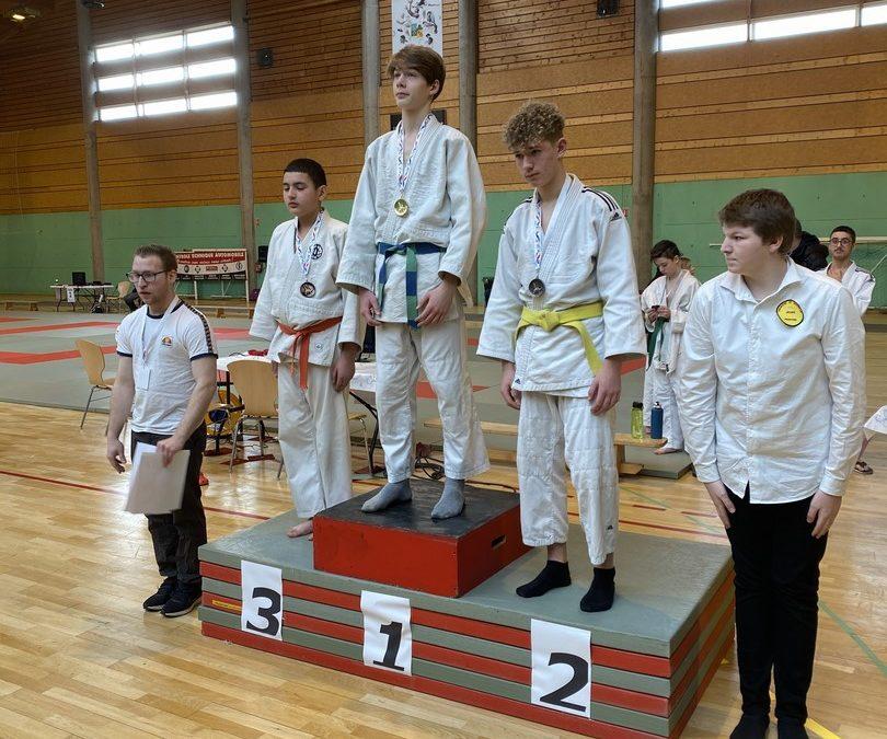 Gala de mars de l'USLM Judo