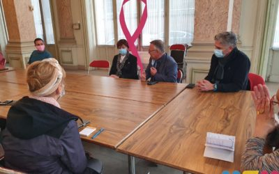 Octobre Rose : Conférence de presse