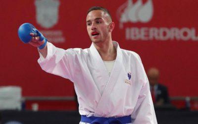Médaille d'Or pour Steven Da Costa aux JO de Tokyo 2020