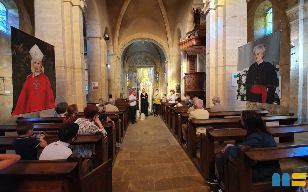Passage Silencieux à l'Eglise Romane
